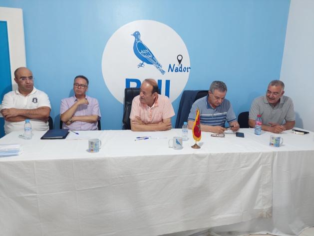 حزب الحمامة : الاقتراع السري للإختيار مرشح للانتخابات البرلمانية و الاعلان عن النتيجة يوم الاحد القادم