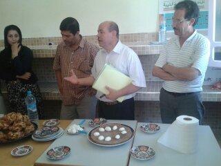 جمعية بروال تأسس تعاونية نساءية ببروال لإنتاج الخبز والحلويات بمركز سوسيو تربوي بني سيدال الجبل