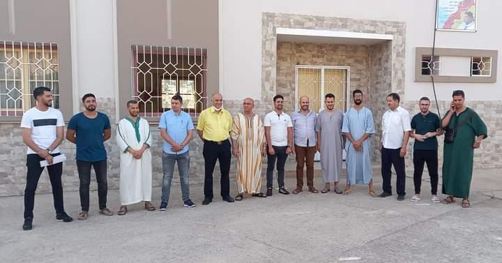 بالصور: تجديد مكتب جمعية آباء وأمهات وأولياء تلاميذ ثانوية محمد السادس ببنطيب