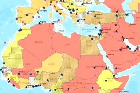 في تحديث جديد.. الخارجية الأمريكية تُبقي المغرب كبلد وحيد آمن في المنطقة