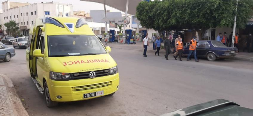 خلال ثاني أيام العيد .. باشا بن طيب يقود حملة ميدانية للتحسيس بفيروس كورنا بعد ارتفاع حالات الإصابة