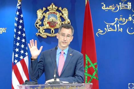الرباط.. جوي هود يؤكد عدم تراجع واشنطن عن قرار الاعتراف بمغربية الصحراء(فيديو)