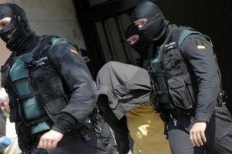 قوى الأمن الإسبانية بمليلية تعتقل قائد خلية إرهابية كانت تنشط بالناظور