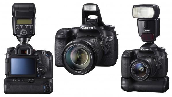 """""""كانون"""" تطلق كاميرا EOS 70D"""