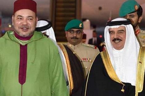 البحرين تدعو لتسوية المسائل الخلافية بين المغرب والجزائر وفق مضامين خطاب جلالة الملك