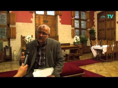 حسن المصباح   : ما دامت بلجيكا اعترفت بالدين الإسلامي فعليها كذلك أن تعطينا حقوقنا في أن نمارس شعائرنا الدينية بحرية.