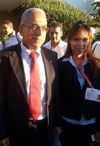 إيطاليا: اختيار المحامية المغربية بدران كوثر شخصية عام 2013