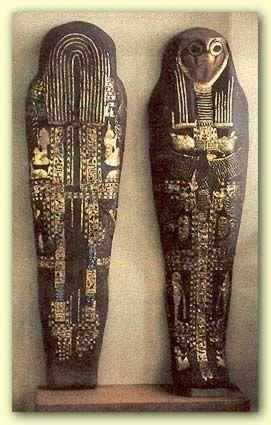 تابوت ششنق بمصر