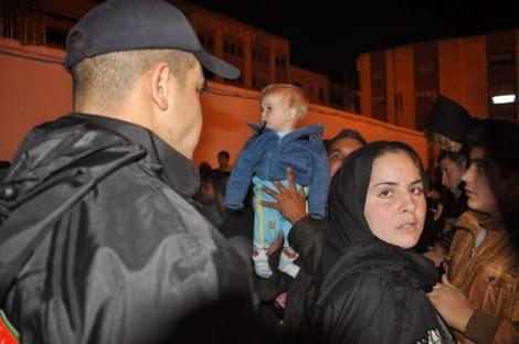 تحقيق : هذا ما يجب أن تعرفه عن اللاجئين السوريين بالناظور خاصة و المغرب بصفة عامة