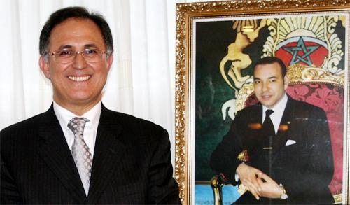 سفير المملكة المغربية بهلاندا يرد على مقال نشر بناظور24