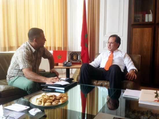 بيان الحركة الأمازيغية بهولندا حول السفارة المغربية بهولندا
