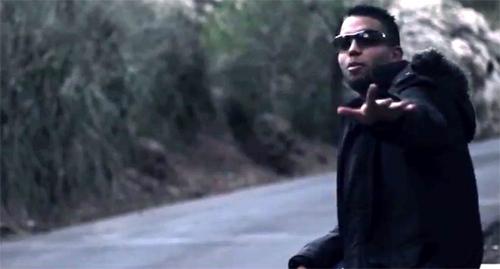 """اشينيغ مين دين اخر اغاني الراب للنجم """"فريك انبو"""" على طريقة الفيديو كليب"""