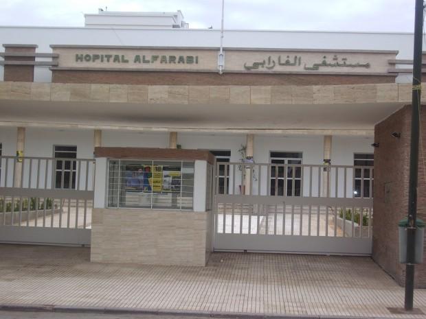 فضيحة: ضبطُ طبيبٍ في مشهدٍ جنسيّ داعر مع ممرّضة بأحد دهاليز مستشفى الفارابي بوجدة