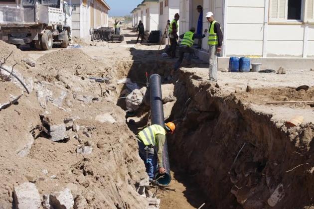 بلاغ صحفي حول تقدم المشاريع الهيكلية التي تشهدها مدينة السعيدية