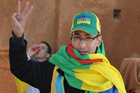 رشيد زناي: لا وجود لجمهورية عربية (البوليزاريو) بشمال افريقيا ويجب إعادة ضم موريطانيا للصحراء