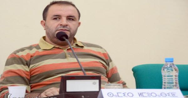 الحركة الثقافية الأمازيغية تتضامن مع المعتقل سمير مرابط