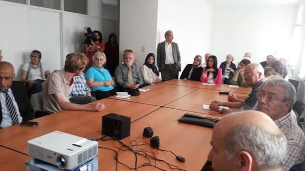 تجمع مسلمي بلجيكا ينظم لقاء تواصلي ببروكسيل.