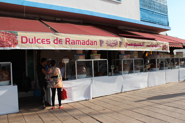 محلات العبوسي لحلويات الشباكية بالناظور تجربة و خبرة لأكثر من 40 سنة