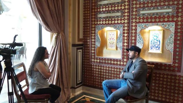 رامي عياش بين المرح والجد سطع نجماً في أبو ظبي وضيفاً عالمياً في دبي