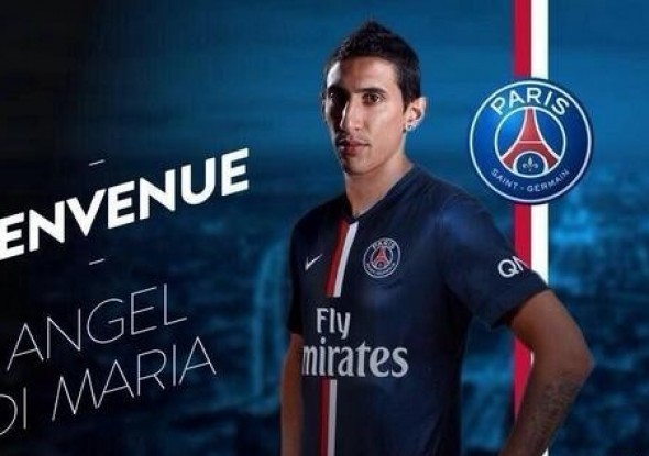 ديماريا إلى باريس سان جيرمان مقابل 58 مليون يورو ..!