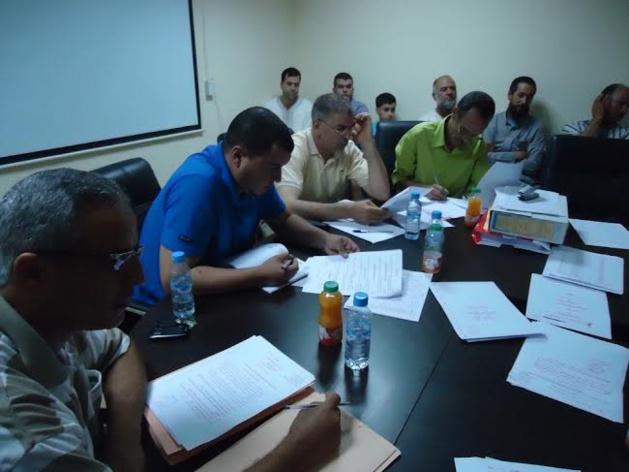 المجلس البلدي ببن الطيب يصادق بالإجماع على نقط جدول الاعمال بدورة يوليوز 2014