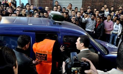 شاب يذبح فقيها من الوريد إلى الوريد بمدينة إمزورن