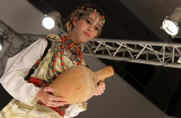 مهرجان ليزار بالقفطان