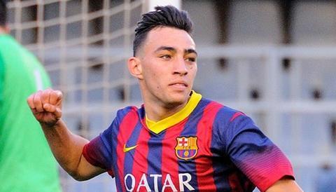 بعد تهميشه من قبل الزاكي، مدرب المنتخب الاسباني للشبان يستدعي منير الحدادي للعب لـ'لاروخا' ودياً