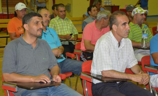قـدماء هلال الناظور لكرة القدم يستحضرون أمجاد الماضي على هامش تأسيس مولود جمعوي جديد .