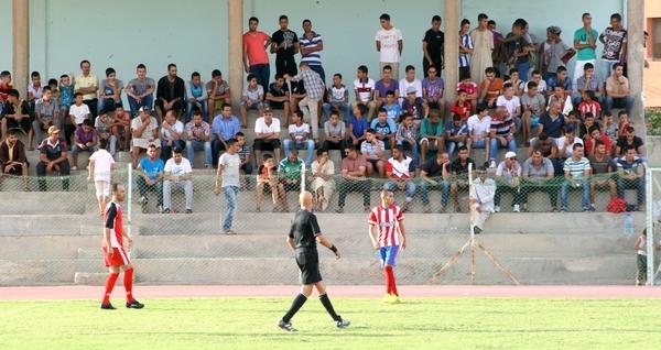 إسدال الستار عن دوري المرحوم مصطفى البالي بازغنغان بتتويج فريق حي بيبيرو