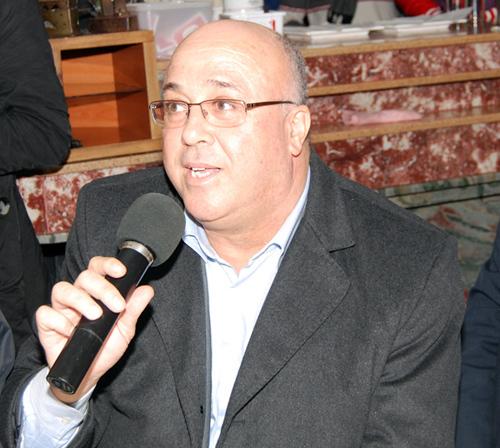 كلمة محمد بولعيون في حفل تكريم الدكتوربنبلعربية مندوب الصحة