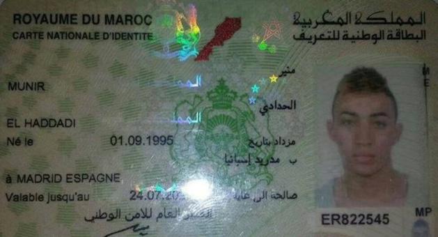 فايسبوكيون ينشرون صورة للبطاقة الوطنية للريفي الحدادي