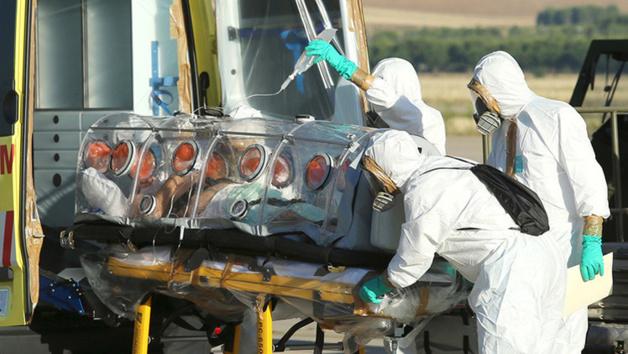 """إسبانيا تسجل ظهور أولى حالات فيروس """"إيبولا """" على أراضيها"""