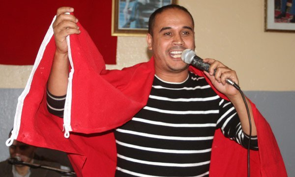 بعد غياب : نجم الاغنية الامازيغية عبد السلام برشلونة يستعد لألبوم خلال رأس السنة الجديدة