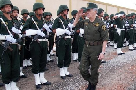 الجزائر ترفعُ درجة تأهّب قواتها على الحدود مع المغرب