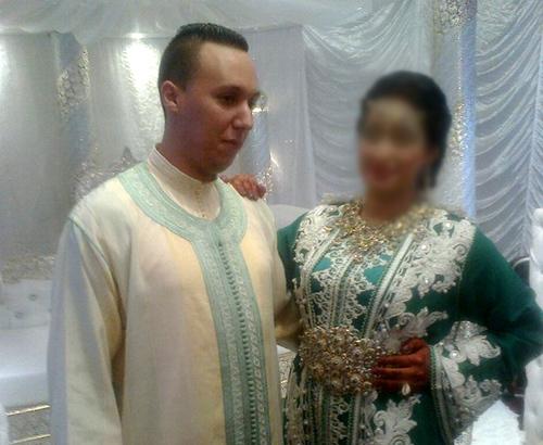 تهنئة للصديق هشام لوكيلي بمناسبة زواجه