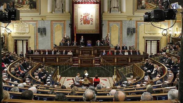 البرلمان الإسباني يتبنى قراراً رمزياً يعترف بفلسطين