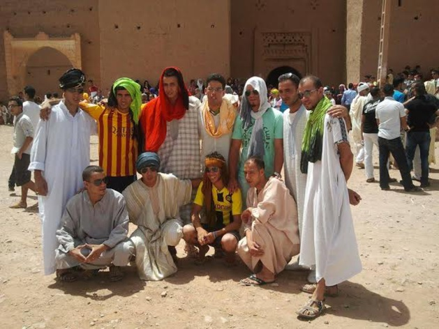 """""""تَزدمت"""" مجموعة فنية أمازيغية آعطت الكثير لفن """"آحيدوس"""""""