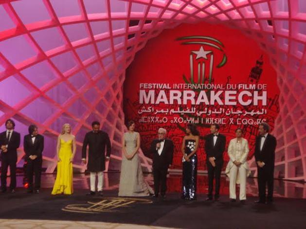 المهرجان الدولي للفيلم بمراكش يكرم عادل إمام و جيريمي  و فيكو  في دورته الرابعة عشرة