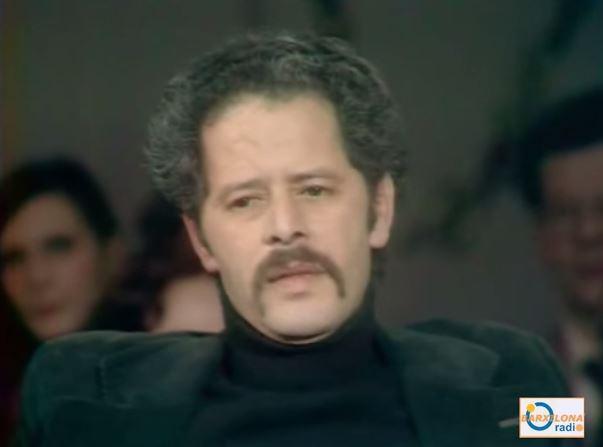 أول خرجة إعلامية لمحمد شكري في فرنسا سنة 1980/فيديو