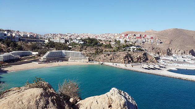 أية قيمة مضافة في التنمية السياحية بالحسيمة ؟