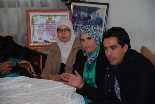 : سعاد انخروش رئيسة للجنة التحضيرية لنساء الأصالة والمعاصرة ببني وليشك
