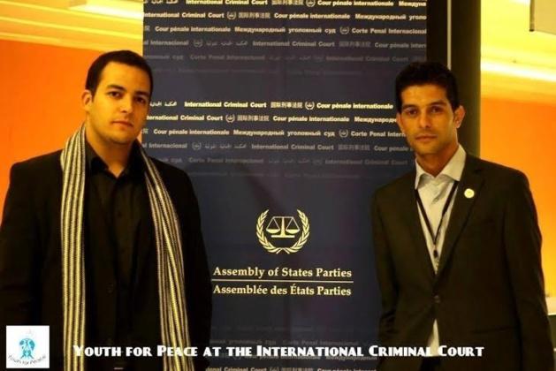 Zakaria El hamel nommé au Cercle universel des ambassadeurs de la paix.