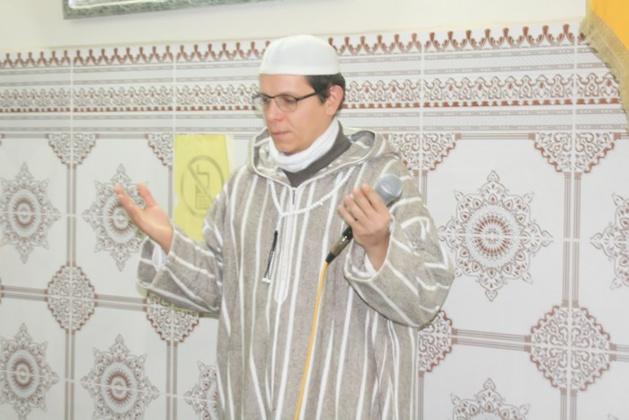 ألكسندر الفرنسي يعتنق الإسلام ويصبح إسمه أحمد