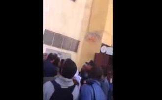 سقوط فتاة من الطابق الخامس والتقاط المارة لها بالدارالبيضاء