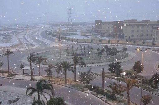 انخفاض شديد في درجات الحرارة ابتداء من السبت بعدد من مناطق المملكة