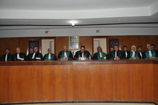 تنصيب رئيس جديد للمحكمة الابتدائية ببركان