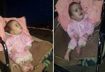 عائلة فقيرة بتبرانت نواحي الحسيمة تطالب بالتكفل بابنها المريض جسديا