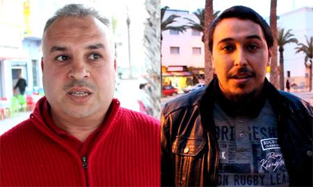 الشاعران بلال وعلاش و مصطفى القضاوي يتأسفان عن حال الشعر الامازيغي بالريف