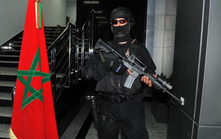 توقيف شخصين من إقليم الناضور ضمن أخطر شبكة إرهابية تابعة لداعش .